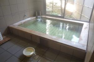 民宿 やまに郷作の温泉