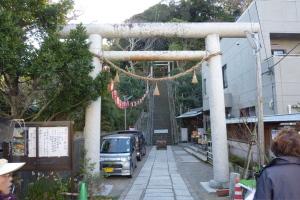 潮見岬神社
